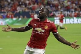 RomeluLukaku - Manchester United - منچستر یونایتد