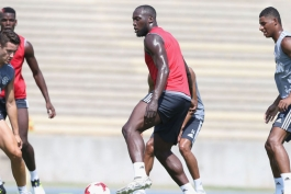 Lukaku - rashford - pogba - herrera - manchester united - منچستر یونایتد - تور پیش فصل منچستر یونایتد