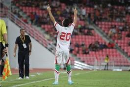 سایت AFC: جهانبخش یکی از بزرگترین سرمایههای فوتبال ایران است