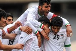 ایران 2 - 0 سوریه؛ جام در دستان شاگردان خاکپور