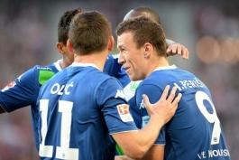 نتایج بازی های امروز بوندس لیگا؛ صعود وولفسبورگ به رده دوم