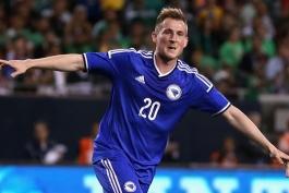 رسمی: هایروویچ هافبک تیم ملی بوسنی، به وردربرمن پیوست
