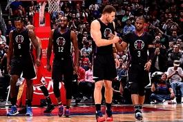 لس آنجلس کلیپرز بهترین شروع خود در تاریخ NBA را رقم زد