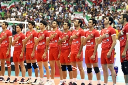 حضور ایران در لیگ جهانی والیبال طی 7 سال آینده تضمین شد