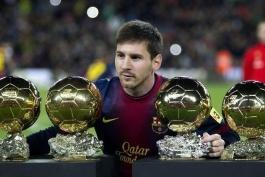 بازیکنان کدام تیم ها تا کنون بیشترین توپ طلا را دریافت کرده اند