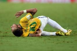 مصدومیت نیمار، درام برزیلی