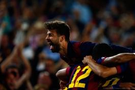 گزارش تصویری: بارسلونا 3 - 0 بایرن مونیخ