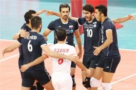 گزارش تصویری: ایران 3 - 1 صربستان