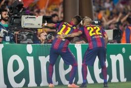 گزارش تصویری: جالب ترین شادی های پس از گل این فصل بازیکنان بارسلونا