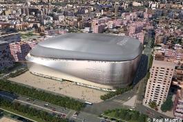 اختلاف نظر باشگاه رئال و شهرداری مادرید در برنامه توسعه استادیوم سانتیاگو برنابئو