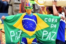 گزارش تصویری: برزیل 4 - 0 پاناما