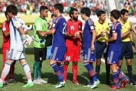 گزارش تصویری؛ افغانستان 0-6 ژاپن