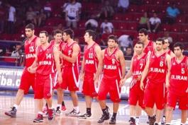 بسکتبال جام ویلیام جونز 2016؛ کره جنوبی ترمز ایران را کشید