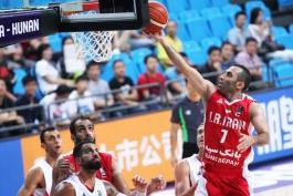 بسکتبال جام ویلیام جونز؛ سومین پیروزی ایران مقابل مصر رقم خورد