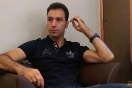 سعید مصطفی وند: دوری از خانواده شرایط سختی دارد؛ جو سالن ارومیه در ایران نظیر ندارد
