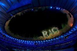 المپیک ریو 2016؛ گزارش کامل مراسم افتتاحیه