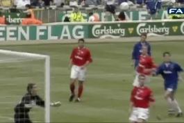 بازیهای ماندگار (10): فینال جام حذفی انگلستان 1996-1997 ، چلسی 2- میدلزبورو 0