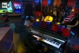 پیانو نوازی زیبای لاپادولای اعظم...قطعه ای از شوپن