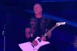 لذت نوازندگی، James Hetfield  ( متالیکا )