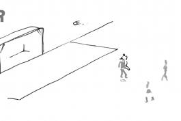 چیپ رائول در برابر بارسلونا 1995/96