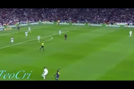 کلیپ نابود کردن بارسلونا توسط رونالدو 2013-2008