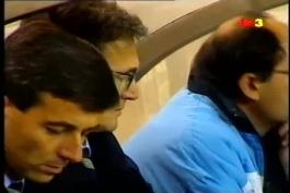 گل رونالد کومان اسطوره بارسلونا به رئال مادرید