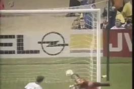 یورو نود وشش- بازی نیمه نهایی بین المان و انگلیس-ضربات پنالتی