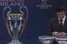 خاویر زانتی قرعه رئال مادرید را اینگونه در آورد