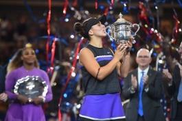 تنیس آزاد امریکا