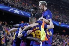 بارسلونا - لیگ قهرمانان اروپا - FC Barcelona