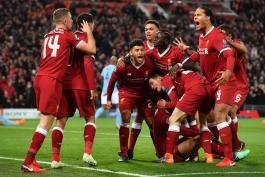 لیورپول - Liverpool - Champions League - لیگ قهرمانان اروپا