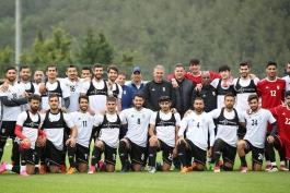 تیم ملی ایران - ایران - تیم ملی - Iran
