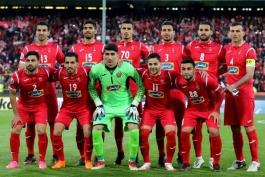 پرسپولیس - لیگ قهرمانان آسیا - Persepolis - ACL