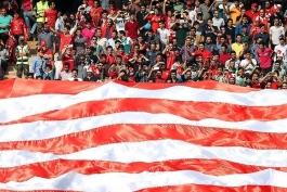 طرفداران پرسپولیس - پرسپولیس - ورزشگاه آزادی