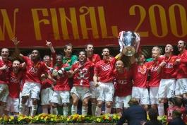 منچستریونایتد- فینال مسکو- شیاطین سرخ- قهرمان اروپا- لیگ قهرمانان اروپا