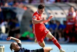 ولز-کرواسی-مقدماتی یورو ۲۰۲۰-یوفا-UEFA-Wales-Croatia-EURO 2020 Qualification