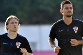 تیم ملی کرواسی- فیفا- بازی های ملی