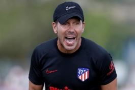 اتلتیکو مادرید-اسپانیا-روخی بلانکوس-آرژانتین-Argentina-Spain-La Liga-Atletico Madrid