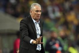 تیته: عملکرد نیمه اول برزیل مقابل پاناما ضعیف و نتیجه بازی بد بود