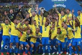 برزیل-Brazil-Copa America 2019-سلسائو-کوپا آمریکا ۲۰۱۹