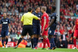لیورپول-منچستریونایتد-آنفیلد-لیگ برتر-انگلیس-England-Premier League-Manchester United-Liverpool