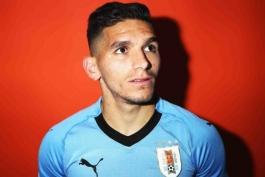 فیفا- جام جهانی 2018- تیم ملی اروگوئه