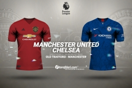 منچستریونایتد-چلسی-Manchester United-Chelsea