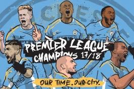 برابری منچسترسیتی با رکورد سریع ترین قهرمانی تاریخ لیگ برتر