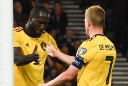 روملو لوکاکو: درون زمین فوتبال یک قاتل هستم؛ بلژیک در زمینه ضد حملات بهترین است