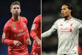 رئال مادرید-هلند-اسپانیا-لیورپول-انگلیس-La Liga-Real Madrid-Spain-Netherlands-Liverpool-Premier League