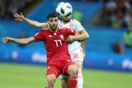 فوتبال ایران-تیم ملی ایران-iran football-team melli iran-جام جهانی روسیه-russia world cup