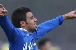 لیگ برتر فوتبال - استقلال - نساجی مازندران