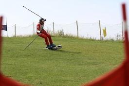 اسکی ایران-اسکی روی چمن-iran Skiing-skiing on grass