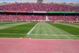 لیگ برتر فوتبال - پرسپولیس - هواداران پرسپولیس